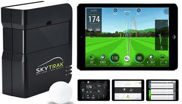 Bộ phần mềm Golf 3D giá rẻ - SkyTrak