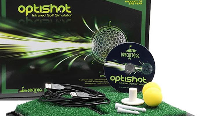 Giải pháp chơi golf tại nhà - Optishot