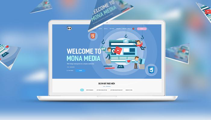 Công ty thiết kế app bán hàng theo yêu cầu - Mona Media